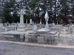 Cemetery Tour- Pioneers of the Box Hill area