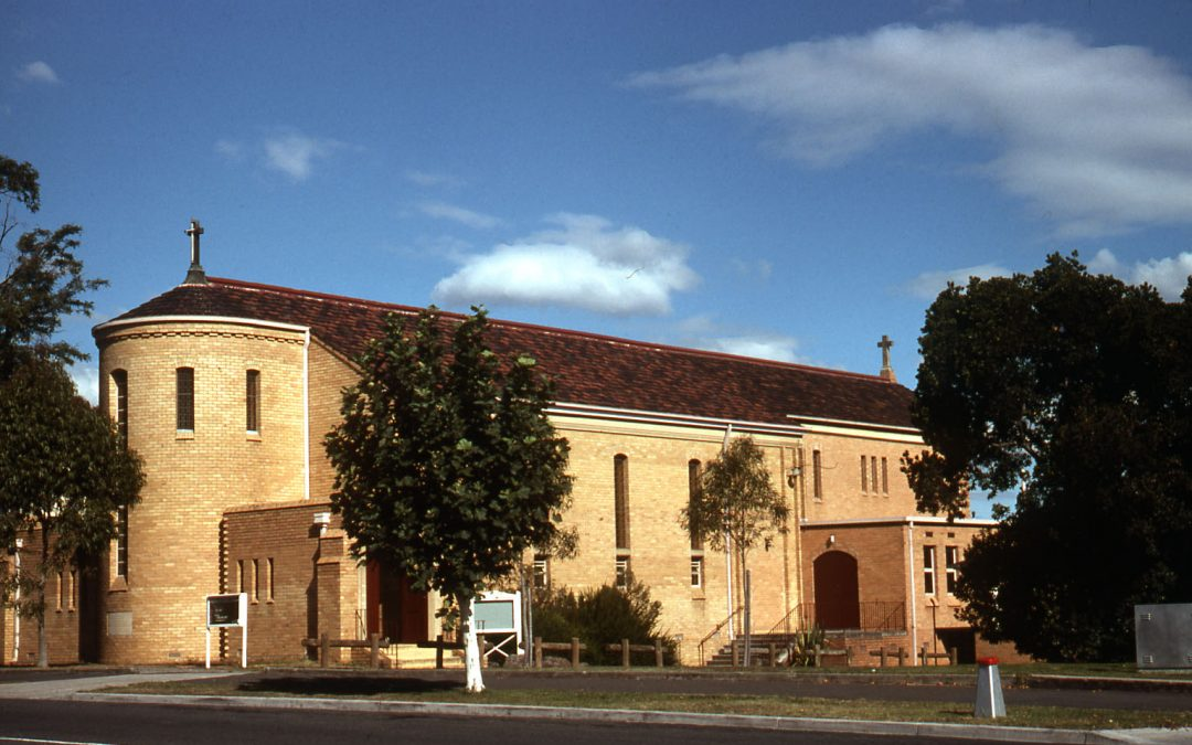 130th Anniversary of St Peter's Anglican Church