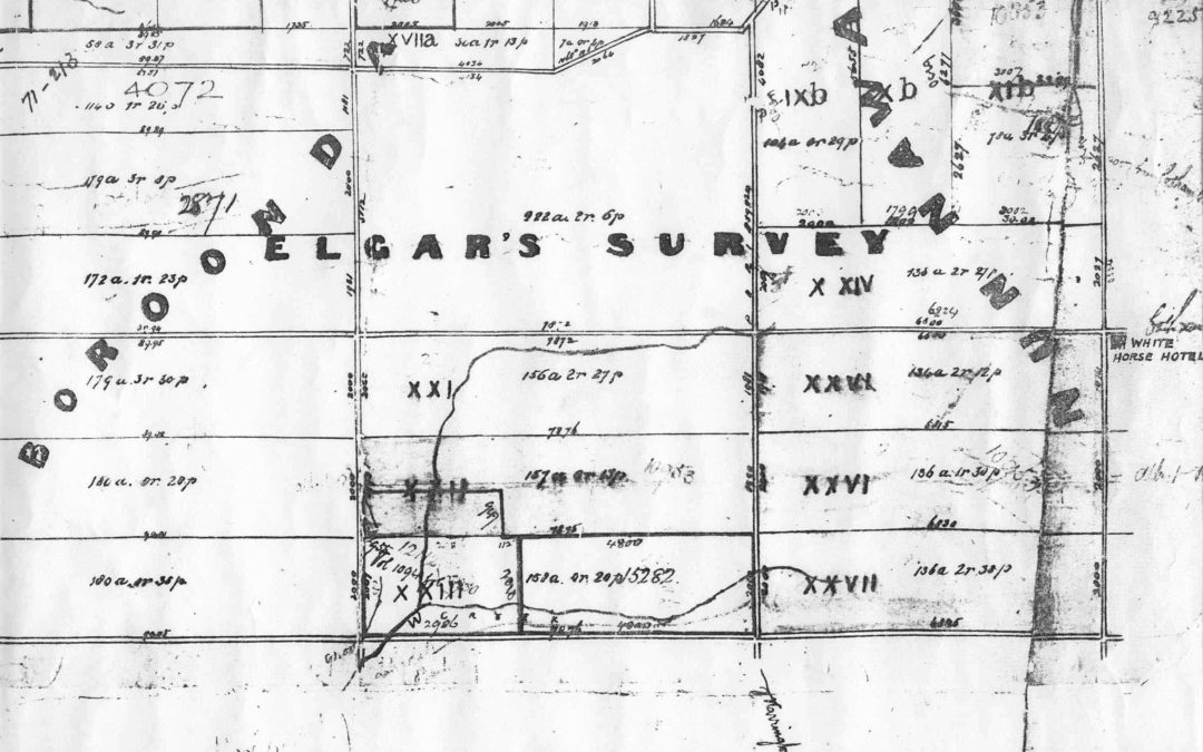April 2019 meeting: the mysterious Henry Elgar
